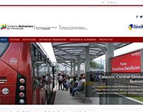 Pagina Web - Transbarca