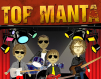 Top Manta - CD + Flyers