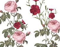 Surface Design - Romance