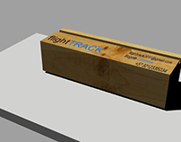 Base madera suovenir