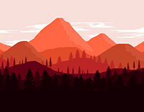 Landscape Draw