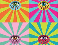 Third Eye - Ilustração/estampa localizada