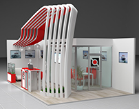 Exebition Stand Caspian Ofshore Company