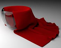 First 3D Render