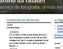 Web Site - Célio Rodrigues