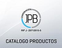 Catalogo de Productos JPB