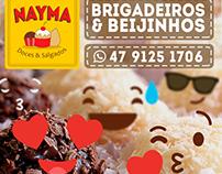 BANNER - FACEBOOK | BRIGADEIROS