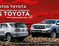 Campaña Toyota