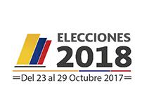 Elecciones 2018 - Centro Comercial Niza
