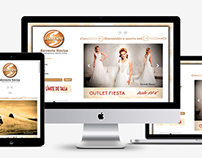 Web Sorrento Novias