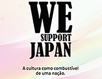 We Support Japan