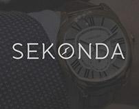 Diseño de Logotipo - SEKONDA