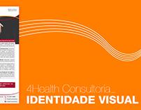 Identidade Visual - 4Health Consultoria