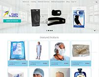 Clarosupply.com / Shopify CMS