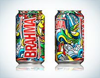 Brahma NEA Edición Limitada • Packaging