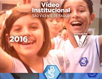 Vídeo Institucional - Colégio São Vicente de Paulo