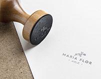 Identidade Visual para Maria Flor Ateliê