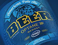 Rótulo - Memória Intel® Optane™