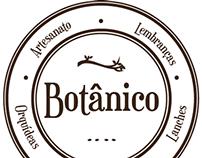 Logomarca Botânico - Arte & Café