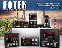 Aviso Fotek - Cliente: AlltronicsPerú