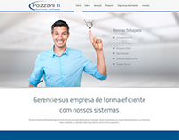 Website | Pozzani TI - Business Software