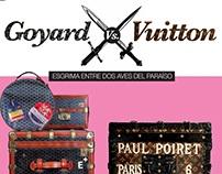 (MODA) Louis Vuitton versus E. Goyard