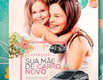 Campanha para o dia das mães