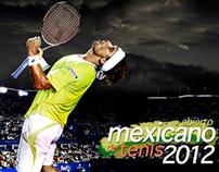 Infographic / Abierto Mexicano de Tenis 2012