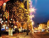 Campaña Ruta De La Navidad 2009 - Endesa