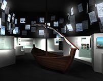 Exposición museo Amposta 2008