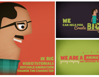 Animated Character Service Promotion (Videohive.net)
