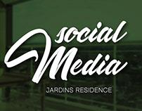 Jardins Residence | Social Media
