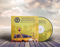 Capa de CD (Projeto Acadêmico 2º Período)