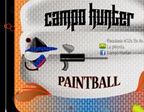 Paint ball hunter