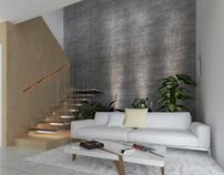 Projeto de Interiores: Sala de Estar