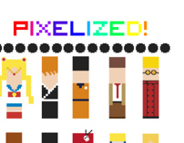 Pixelized