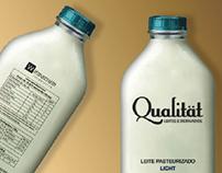 Qualität - Projeto de marca e linha de embalagens