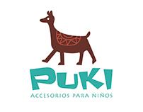 Puki // Branding
