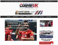 Cusme UK Web Site - http://www.cusme.co.uk/