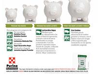 Publicidad - Programa de alimentaciónpara cerdos