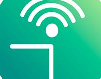 Diseño de Logo De Servitelca Telecomunicaciones.