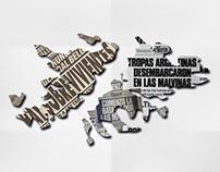 Afiche - Malvinas