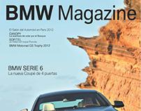 BMW Magazine Uruguay