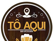 Logo para Bar e Petiscaria