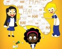 Coleção Bullying da Editora Cax