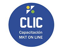Diseño web - CLIC Mkt on line