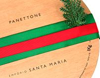Embalagem - Natal Empório Santa Maria 2016