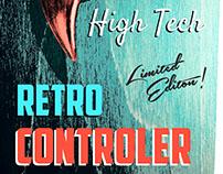 Retro Controler