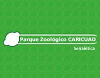 Señalética Parque Zoológico Caricuao