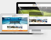 Website Wordpress - Rei Sport
